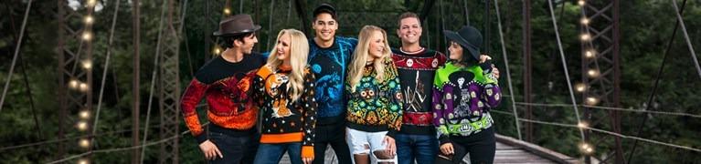 Halloween Sweaters 1