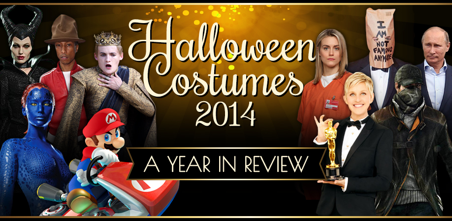 Halloween Costumes 2014 – Our Favorite costume ideas so far