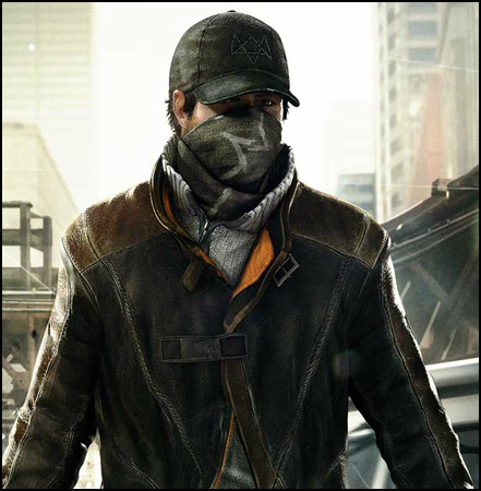 Watch Dogs: Watch Dogs' Aiden Pearce costume looks inconspicuous but incredibly unique and recognizable.