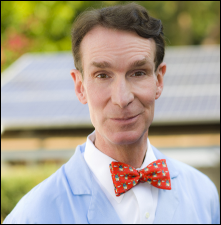 Bill Nye: A Bill Nye DIY costume is trendy and painless to make.