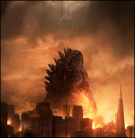 Godzilla: Remember, Bryan Cranston, Godzilla's the one who really knocks!