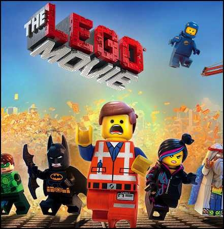 Lego movie is ripe with costume ideas