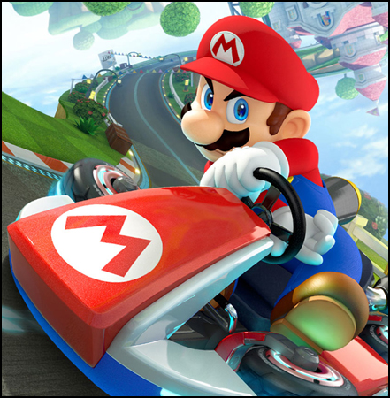 Mario Kart 8: Give us your best Luigi death stare on or pick your favorite Mario character for a fun costume.