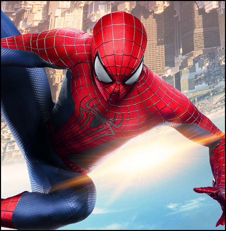Amazing Spider-Man: A friendly neighborhood Spider-Man costume is a favorite of ours.