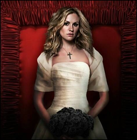 True Blood: A sexy vampire costume is the perfect way to honor the finale of True Blood.
