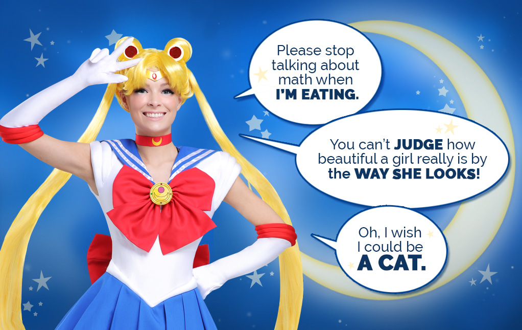 Best Sailor Moon Quotes