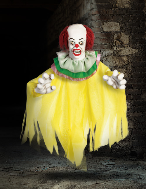 Pennywise Halloween Prop