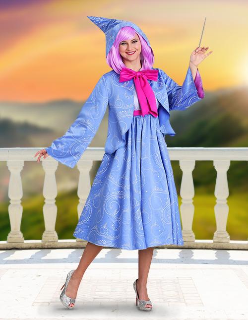 Cinderella Fairy Godmother Costume