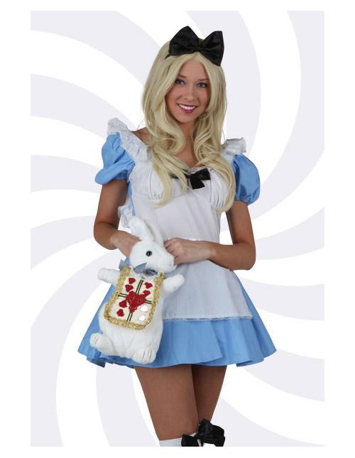 Alice Rabbit Purse