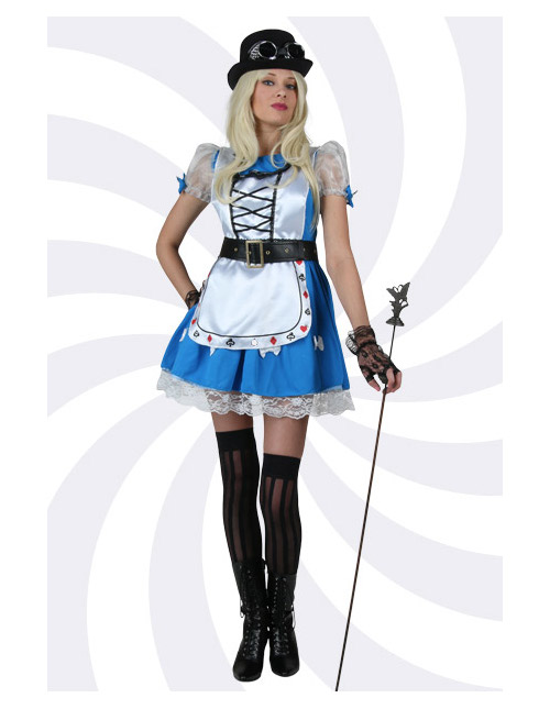 Steampunk Alice Costume