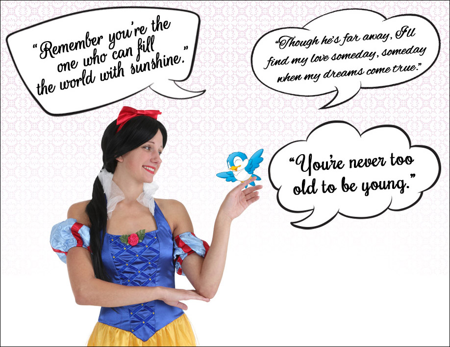 Snow White Quotes