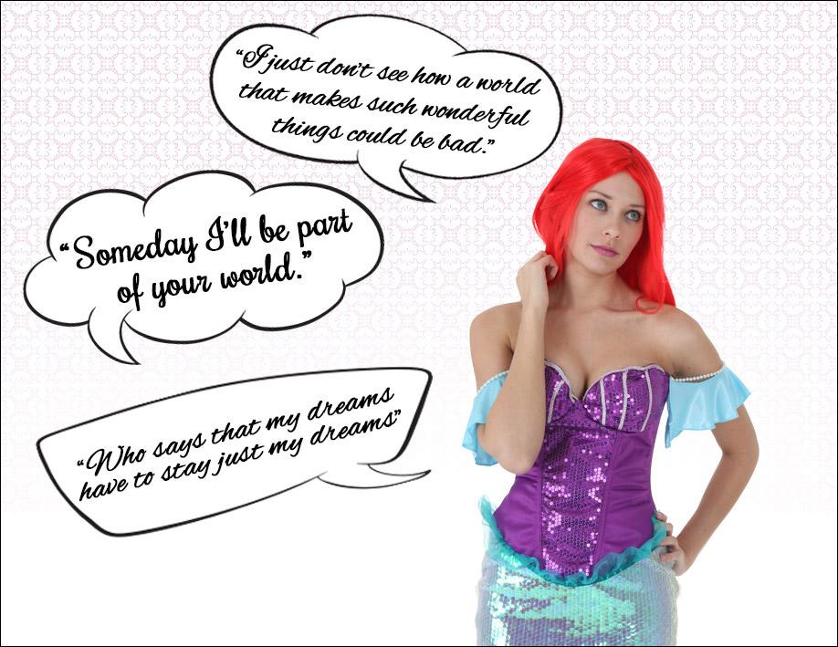 Princess Ariel Quotes
