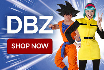 Dragon Ball Z Costumes