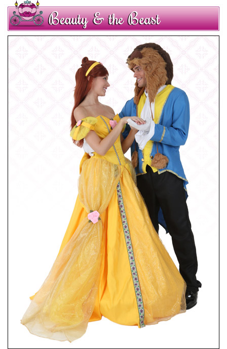 Beauty and the Beast Couples Costume