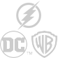 The Flash, DC Comics, and Warner Bros. logos