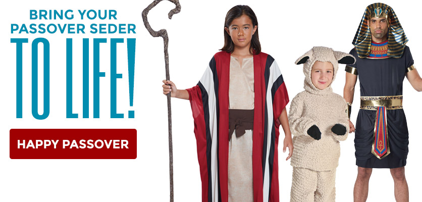 Bring your Passover seder to life!
