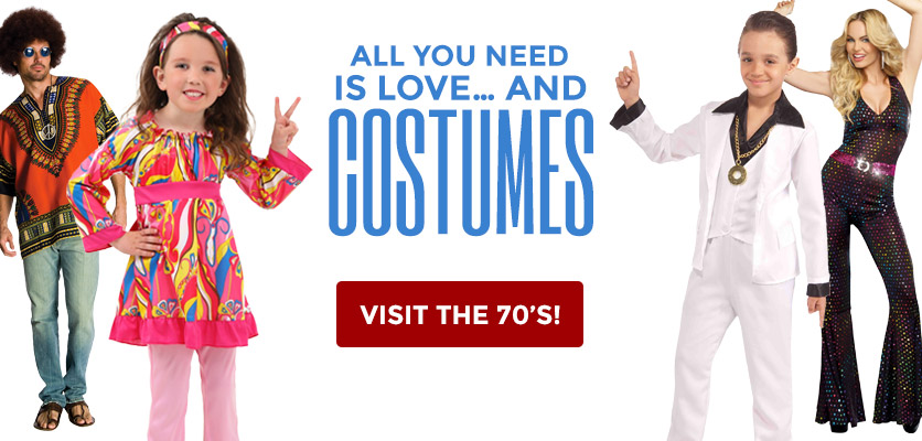All you need is love...and costumes!