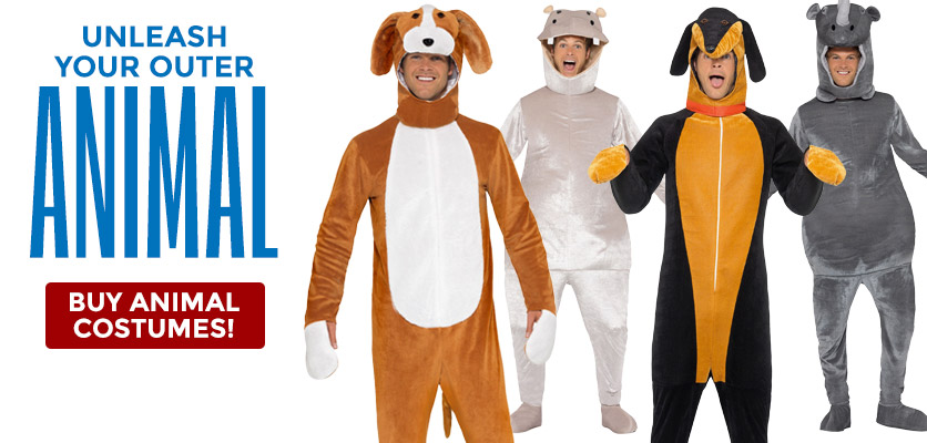 Unleash Your Outer Animal!