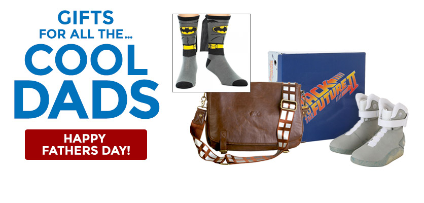 Gifts for all the cool dads