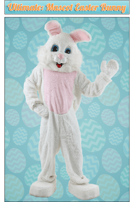 Ultimate: Mascot Easter Bunny Costume