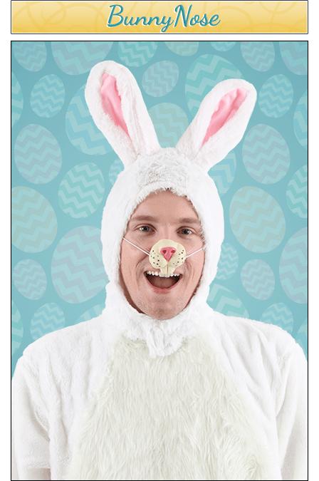 Bunny Nose Accessory