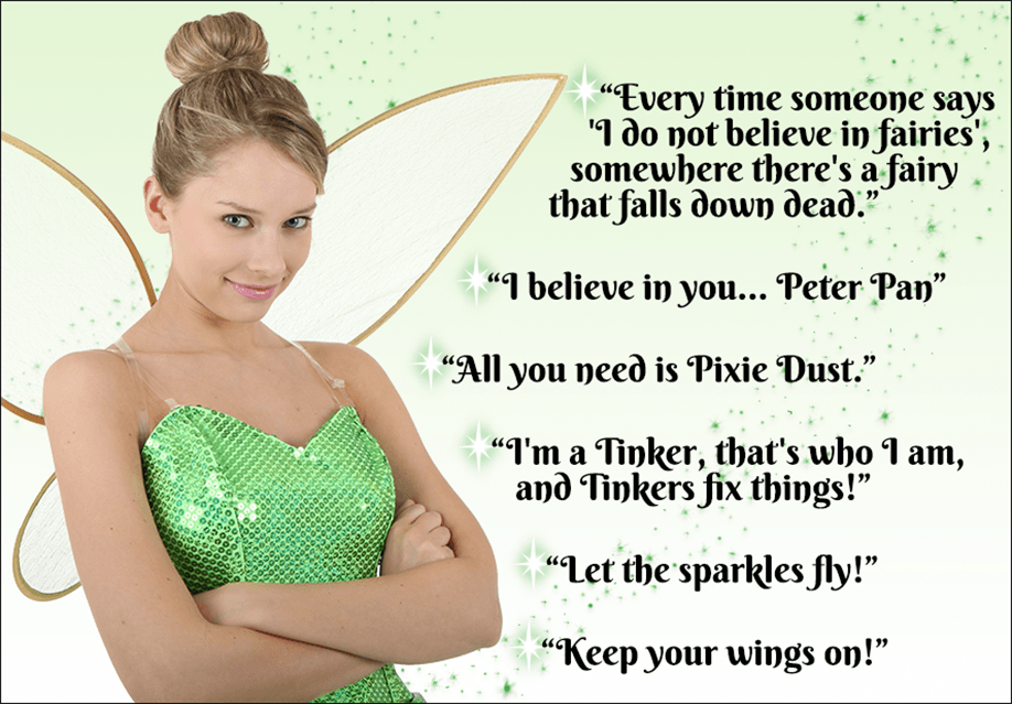 Tinker Bell Quotes
