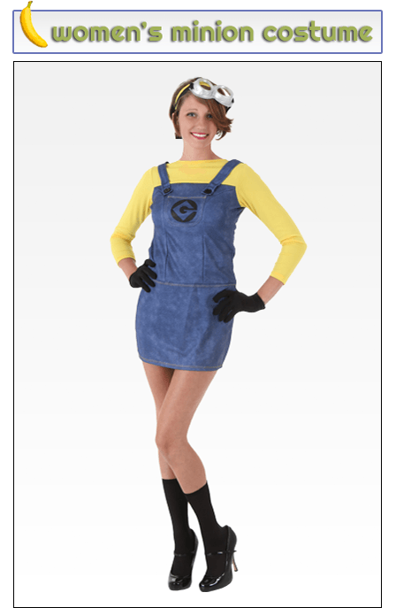 perfect minion outfit for women 17