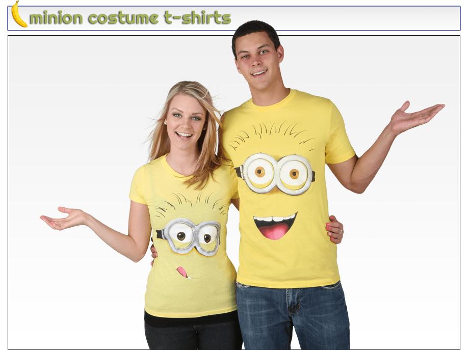 Minion Costume T-Shirts
