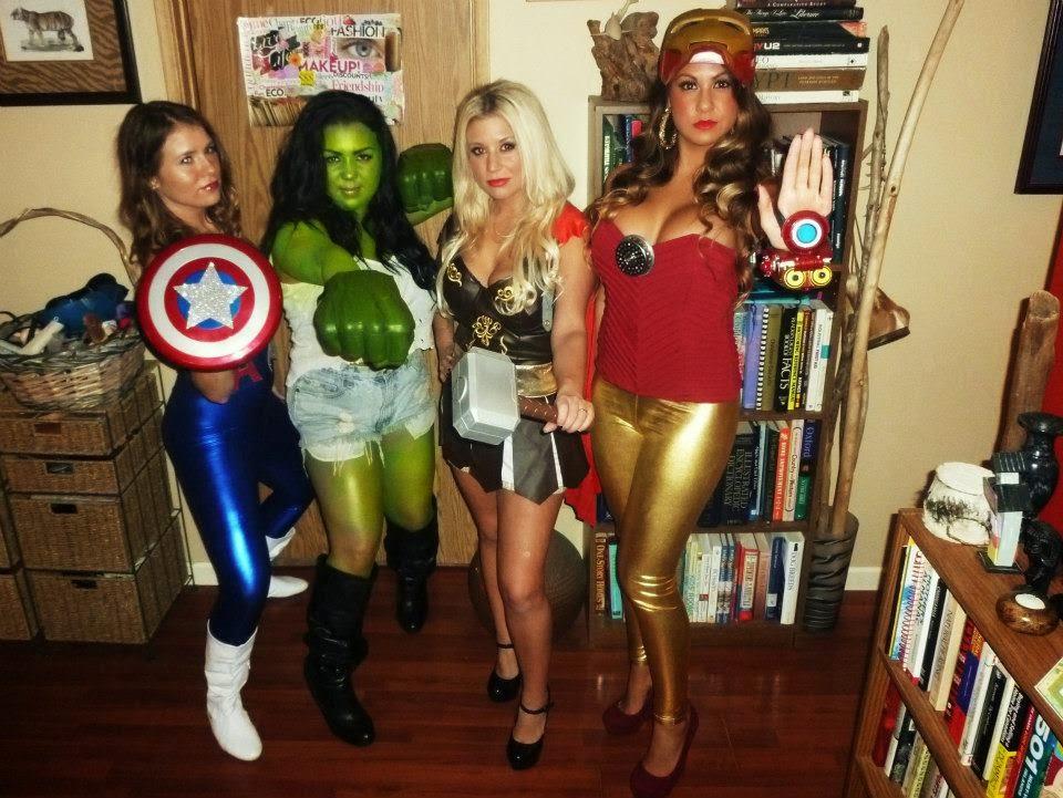 Sexy Avengers