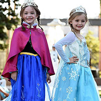 Frozen Costumes for Kids