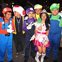 Mario Party Costumes