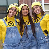 Minion Group Costumes