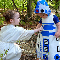 Kid's Star Wars Costumes