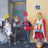 Super Smash Bros Halloween Costume