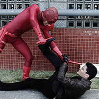 Daredevil Halloween Costume