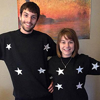 Little and Big Dipper Halloween Costumes