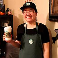 Starbucks Barista Costume