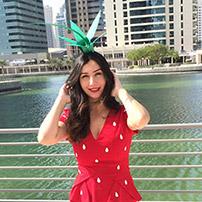 Strawberry DIY Halloween Costume
