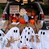Charlie Brown Ghost Costumes