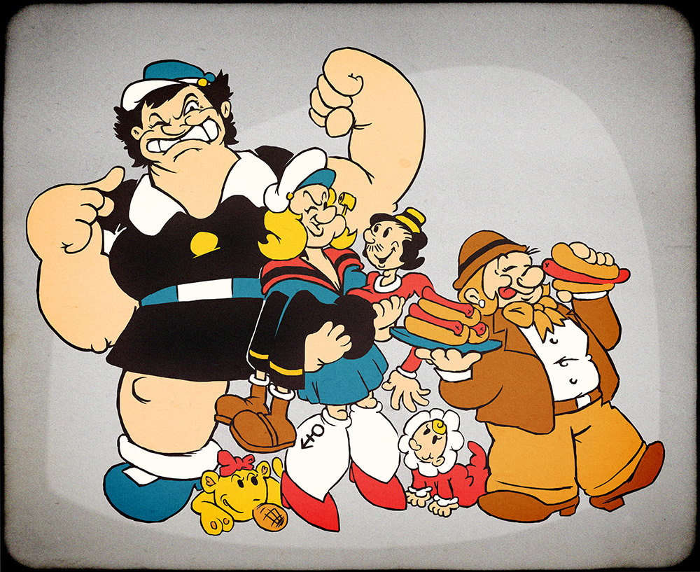 Gender Swap Popeye