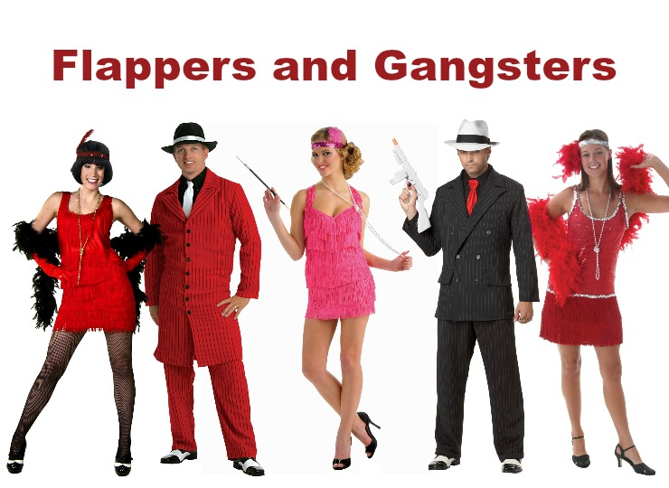 Flappers and Gangsters