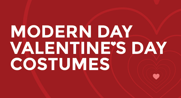 Modern Valentine's Day Costumes