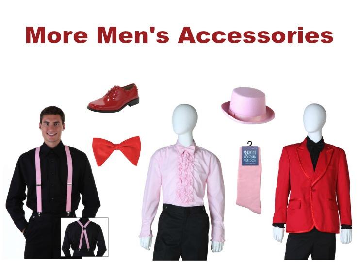 More Men's Accessories