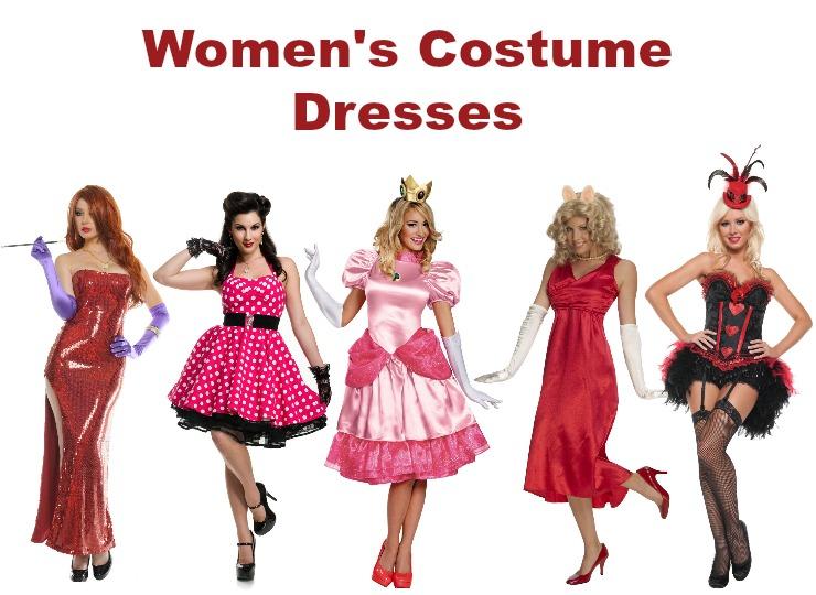 Women's Costume Dresses
