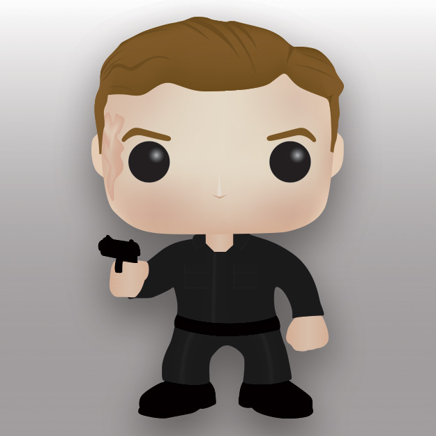 James Bond Pop Vinyl Villains