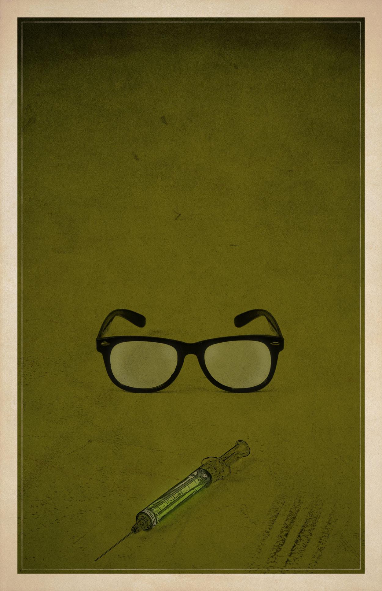 Re-Animator Minimalist Poster