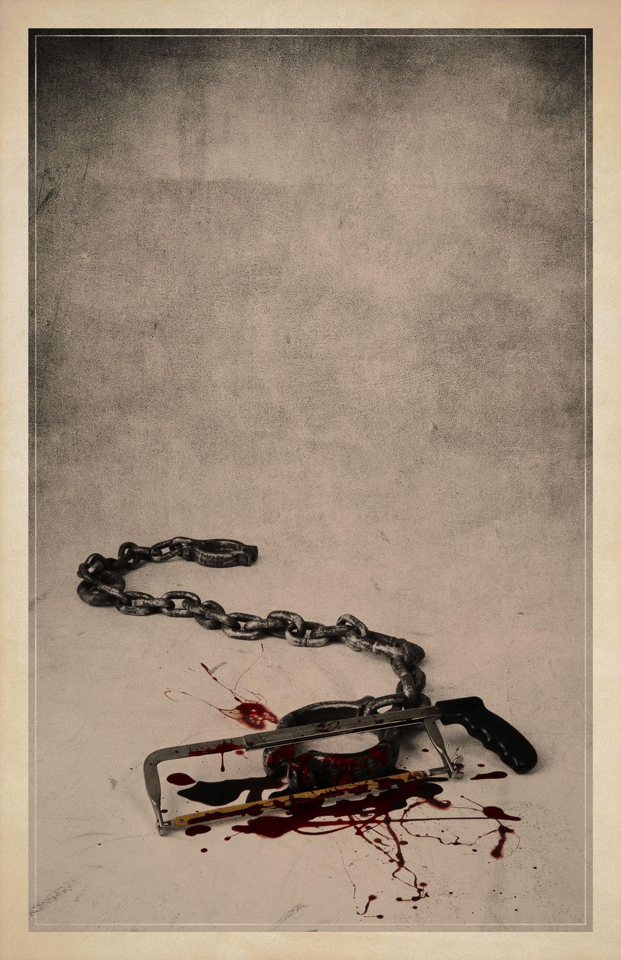Saw Minimalist Poster
