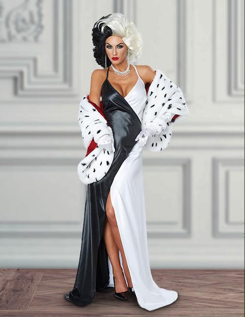Cruella De Vil Costumes