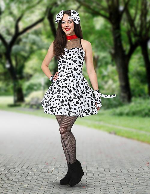 Dalmatian Costumes Womens