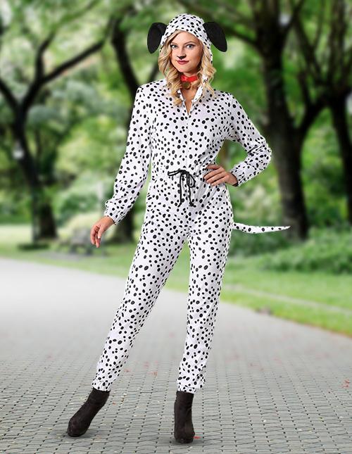 Dalmatian Onesie